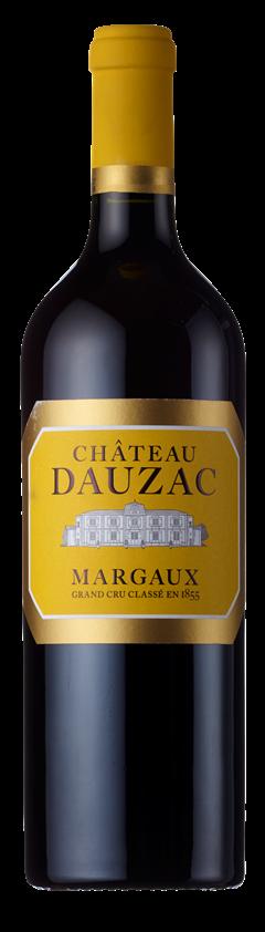 Chat. Dauzac, Grand Cru Classé – Margaux