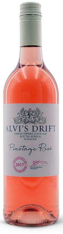 Alvi's Drift Pinotage Rosé