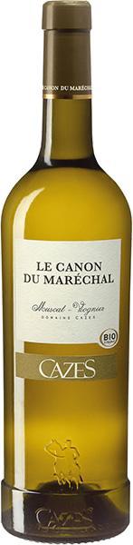 """Domaine Cazes """"Le Canon du Marechal"""" Blanc"""