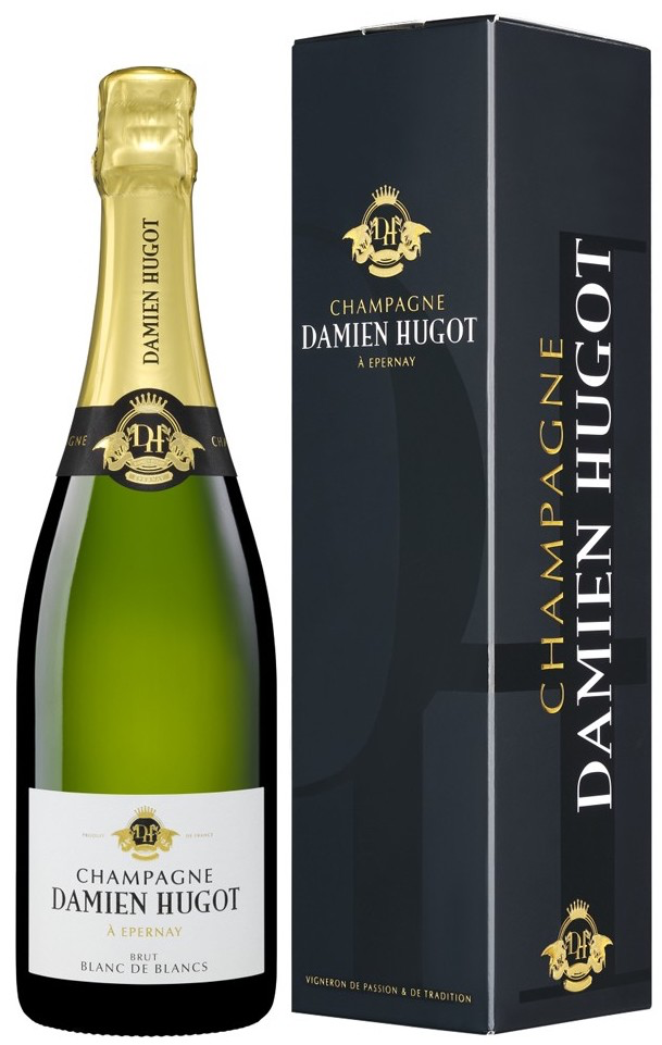 Champagne Damien Hugot GIFTBOX