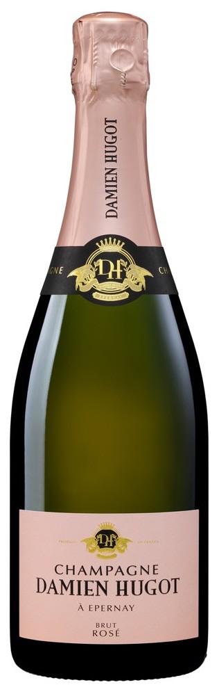 Champagne Damien Hugot Grand Cru Rosé