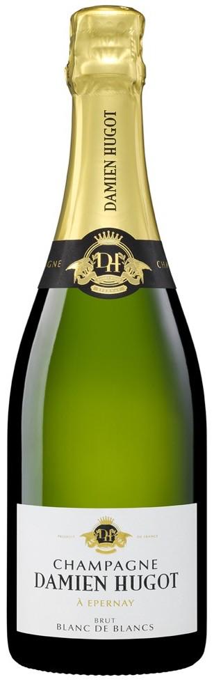 Champagne Damien Hugot Grand Cru, Blanc de Blanc