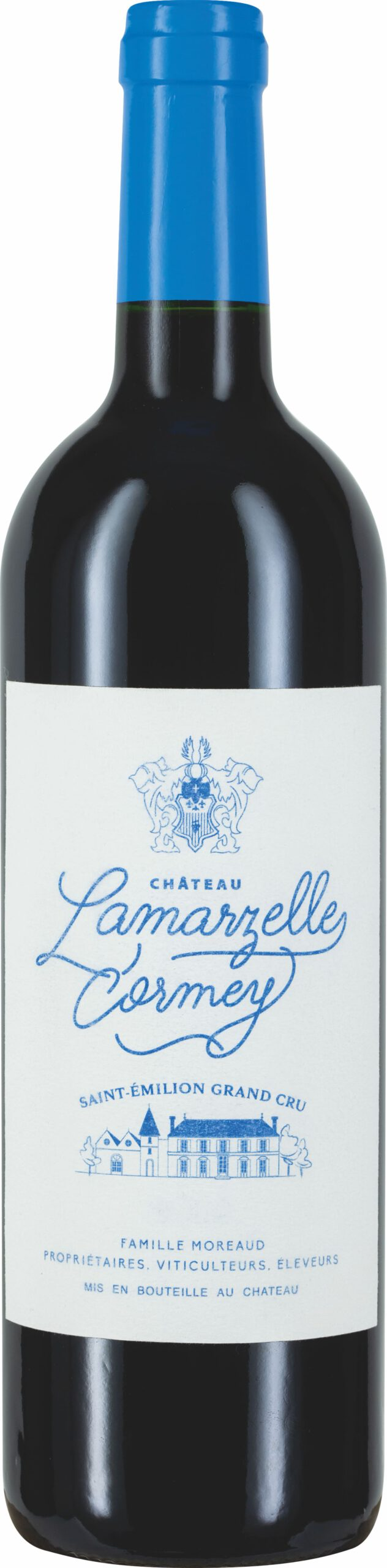 Chat. Lamarzelle Cormey, St. Emilion – Grand Cru BIO