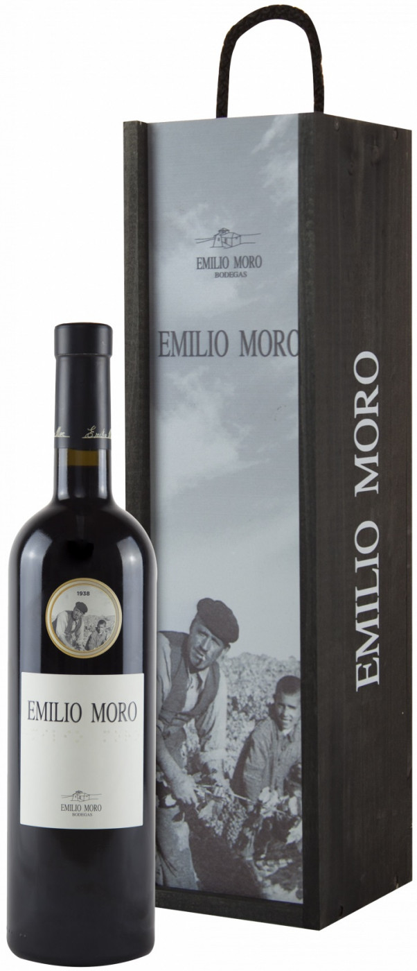 Emilio Moro MAGNUM 150 cl  in wooden case