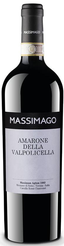Amarone delle Valpolicella DOCG Massimago BIO