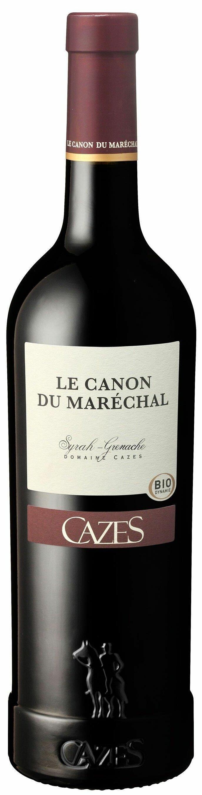 """Domaine Cazes """"Le Canon du Marechal"""" Rouge"""