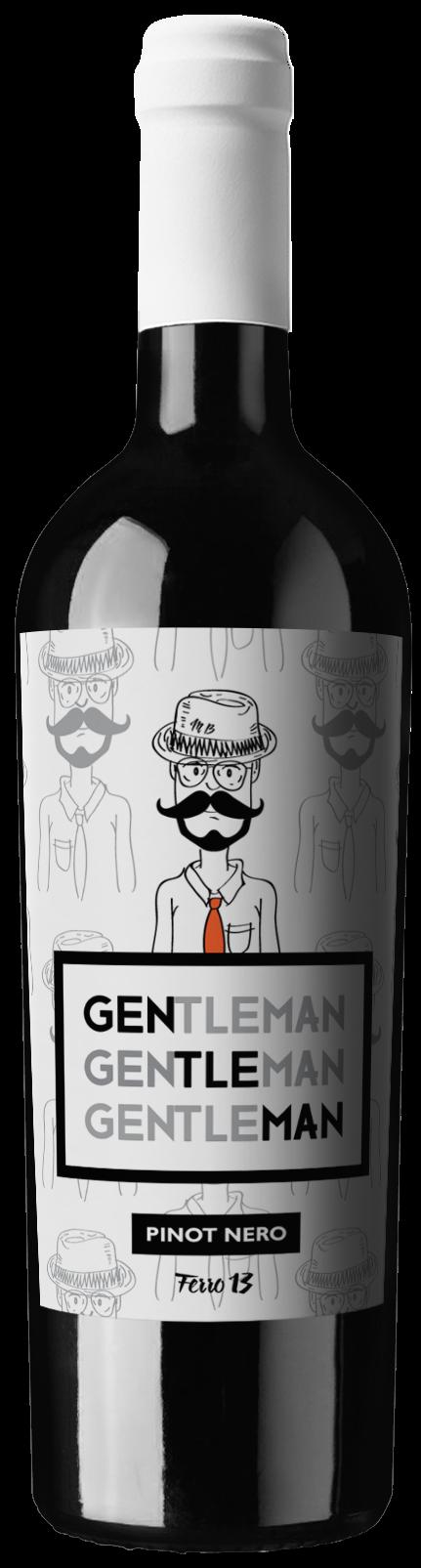 """Ferro 13, """"Gentleman"""" – Pinot Nero"""