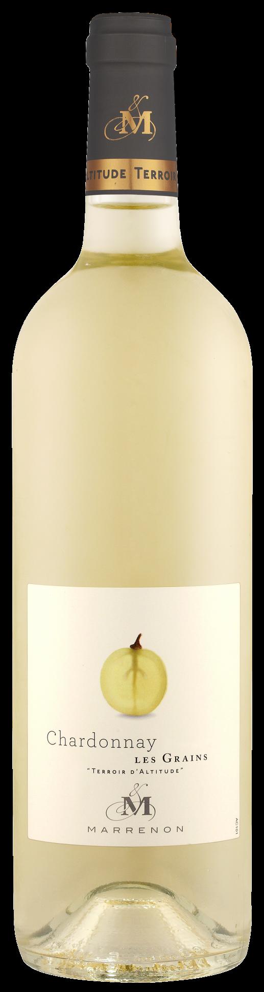 "Marrenon ""Les Grains"" Chardonnay"