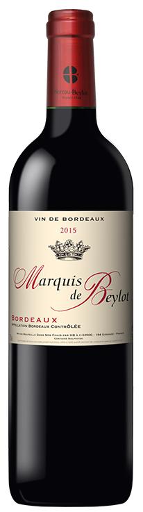 Chat. Marquis de Beylot – Bordeaux Superieur