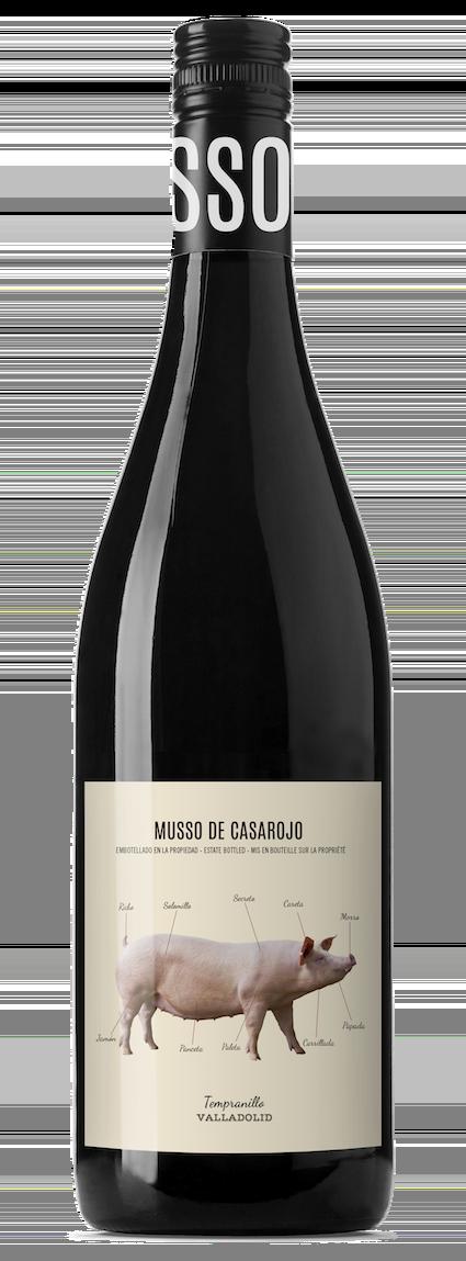 Casa Rojo – Musso, Tempranillo