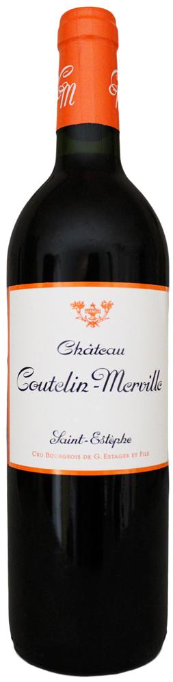 Chat. Coutelin Merville – Saint Estephe