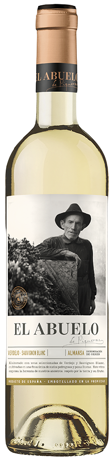 El Abuelo Blanco – Verdejo & Sauvignon Blanc BIO