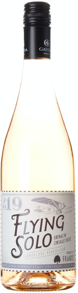 "Gayda ""Flying Solo"" Rosé"
