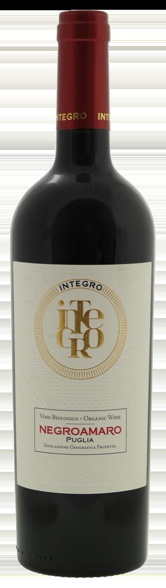 Integro – Negroamaro – Puglia IGT ORGANIC