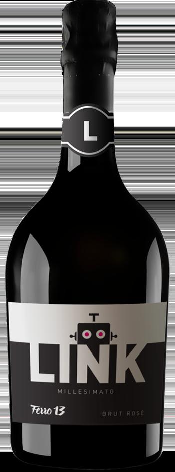 Lambrusco – Ferro 13 – Link, Brut Rosé