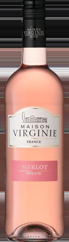 Maison Virginie, Rosé MINI 25 cl