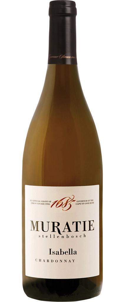 Muratie Premium Range – Isabella – Chardonnay