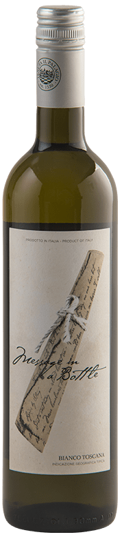 Message in a Bottle Bianco – Toscana IGT