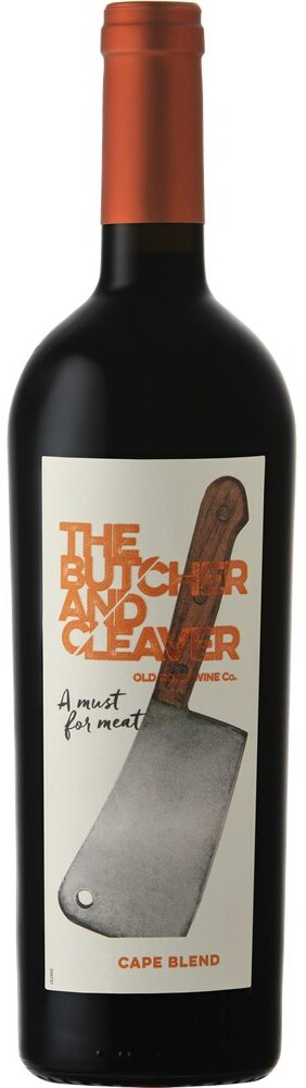 The Butcher and Cleaver – Cape Blend