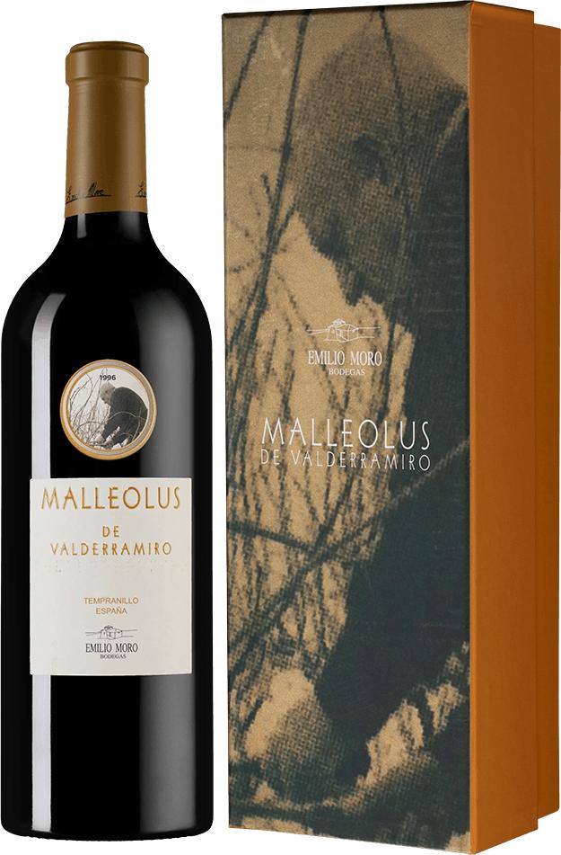 "Emilio Moro ""Malleolus"" de Valderramiro – Giftbox"
