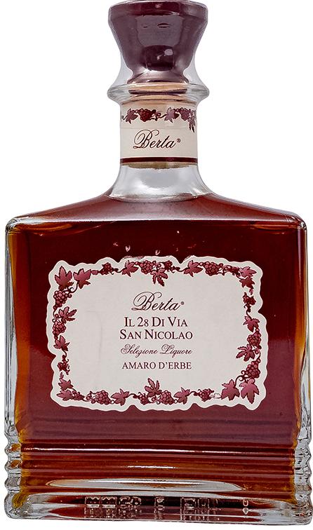Amaro d'Erbe di Berta