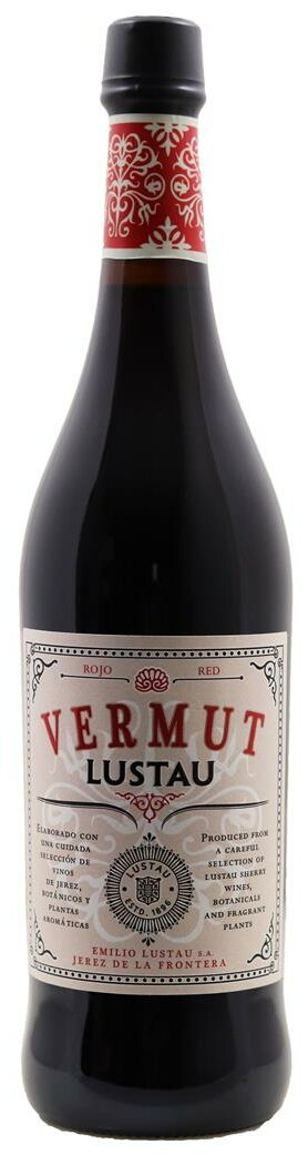 Vermut Rojo – Lustau