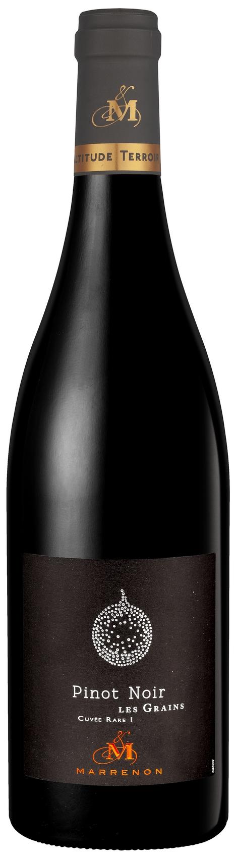"""Marrenon """"Les Grains"""" Pinot Noir"""