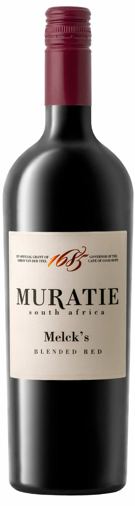 Muratie Melck's Blend Red