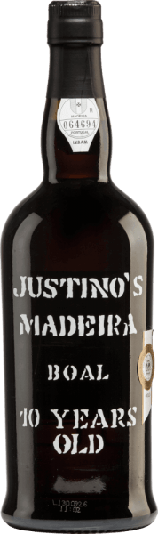 Justino's Madeira 10Y – Boal