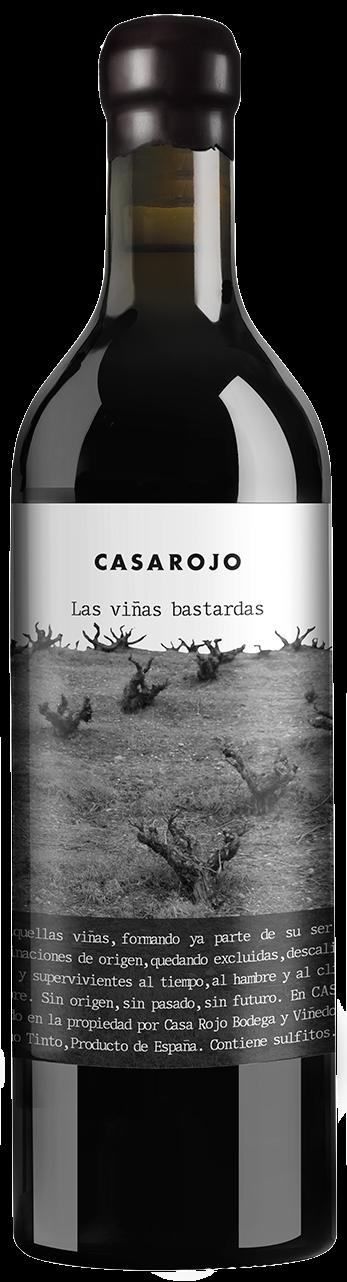 """Casa Rojo """"Las Vinas Bastardas"""""""